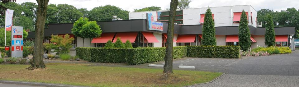 Pand van Velo van der Bij loodgieter